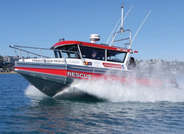 Freemasons to the rescue | Senator Boats