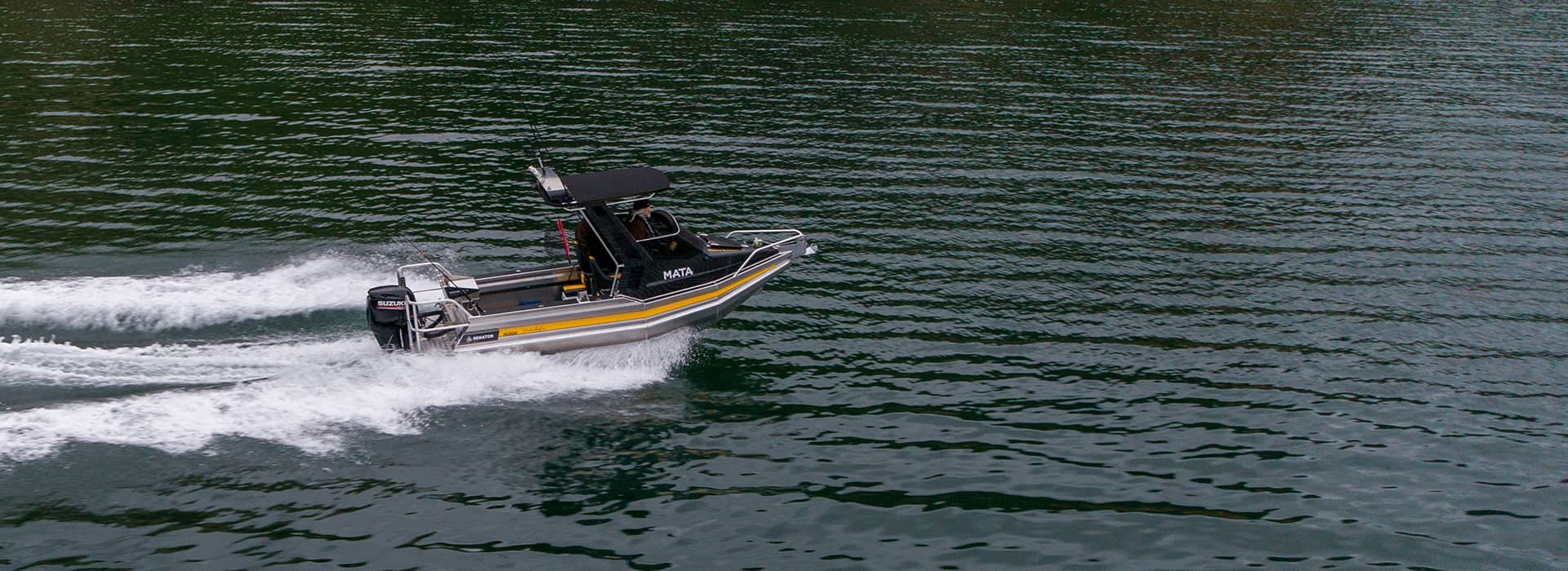 RC 500 Ltd Edition | Senator Boats